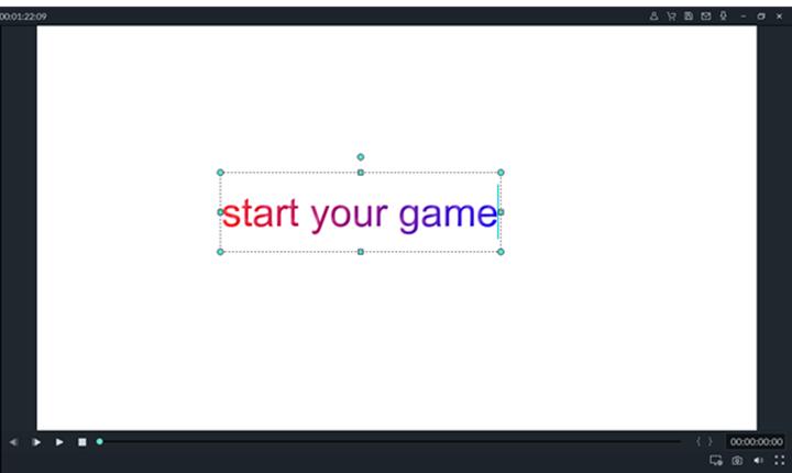 游戏解说视频制作